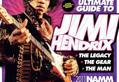 Australian Guitar Magazine March 2011